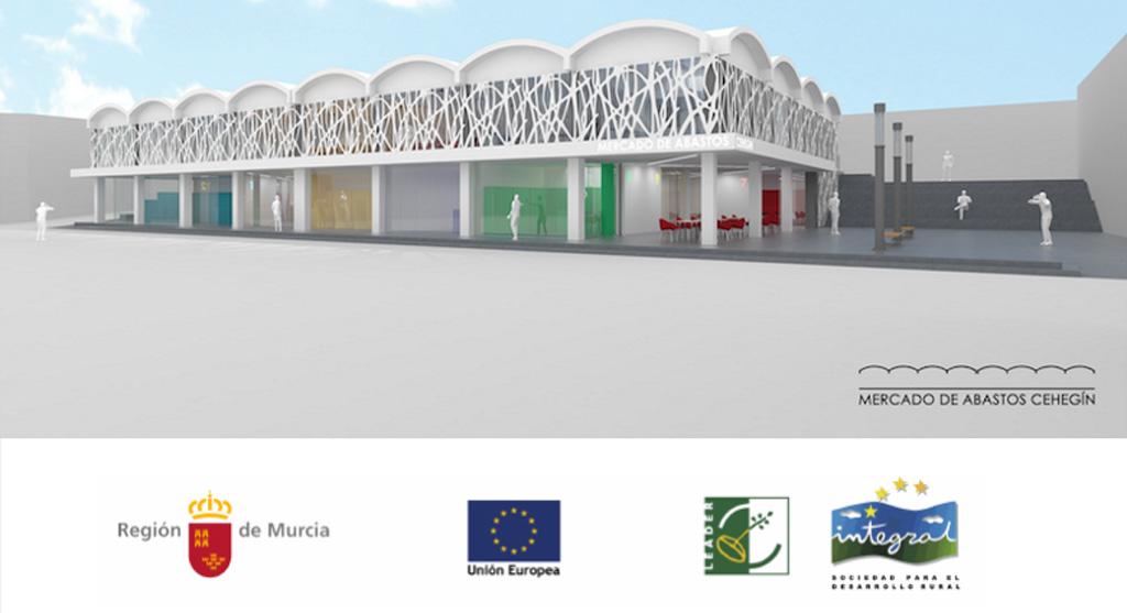 """Aprobada una nueva subvención para continuar con el proyecto de reconversión de la """"Plaza de Abastos"""" en un """"Centro de Dinamización del Comercio, Artesanía, Hostelería y Turismo"""""""