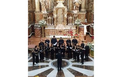 """El ciclo """"Músicas en la Ermita"""" nos lleva en su segunda edición con el coro Iubilate a Singla"""