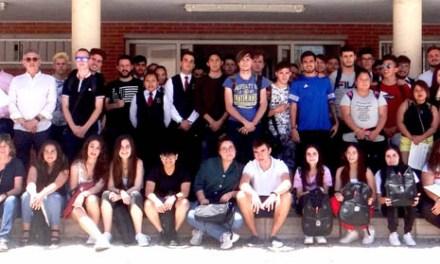 SEPOR reconoce a los alumnos del IES San Juan Bosco por su participación en la Feria