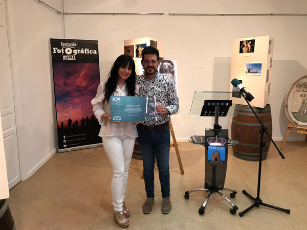 Yolanda Salcedo se lleva el premio a la tercera mejor colección de fotografías