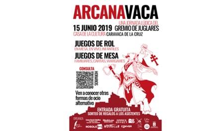 Jornada lúdica en Caravaca el 15 de junio con la 'Asociación Cultural Gremio de Juglares'