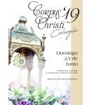 El Corpus Christi recorrerá las calles del Casco Antiguo de Cehegín