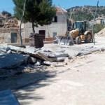 Comienzas las diferentes obras del complementario del Plan de Obras y Servicios de Pliego