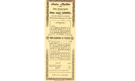 29 de Junio de 1901: Primera proyección cinematográfica en Caravaca
