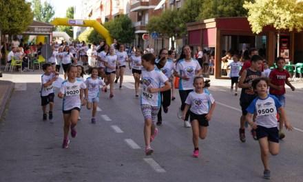 Celebrada la IX Marcha solidaria «Por la Inclusión» del colegio concertado Amor de Dios de Bullas