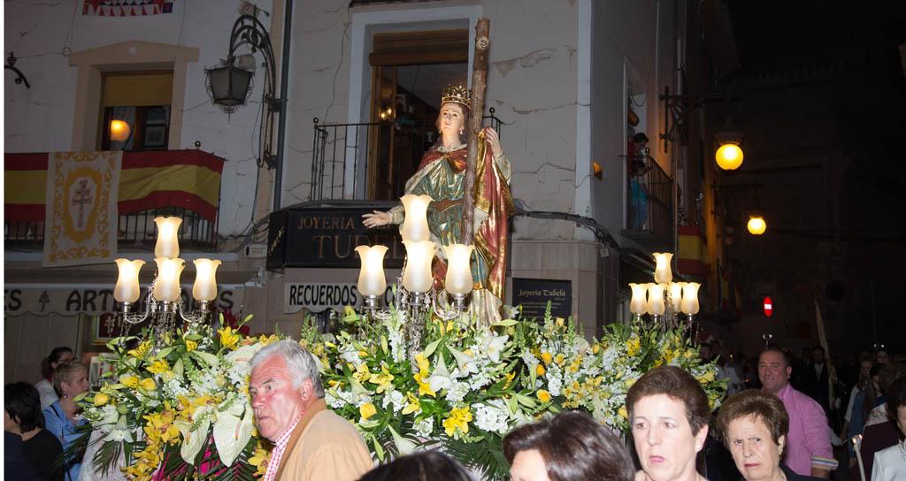 A vueltas con Santa Elena