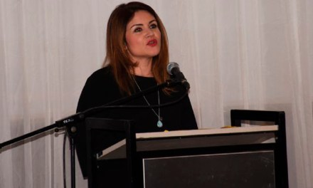 La calasparreña María de la Esperanza Moreno, nueva consejera de Educación y Cultura