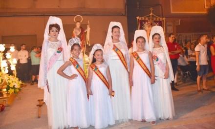 Fiestas en honor a San Juan Bautista en Campos del Río