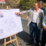 La Región de Murcia contará este año con más de 354 kilómetros de carreteras regionales señalizadas para ciclistas