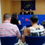Un proyecto europeo impulsa el uso de fuentes de energía renovables o el sombreado de las calles en siete municipios
