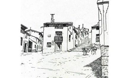 16 de diciembre de 1586: Sexto viaje de San Juan de la Cruz a Caravaca