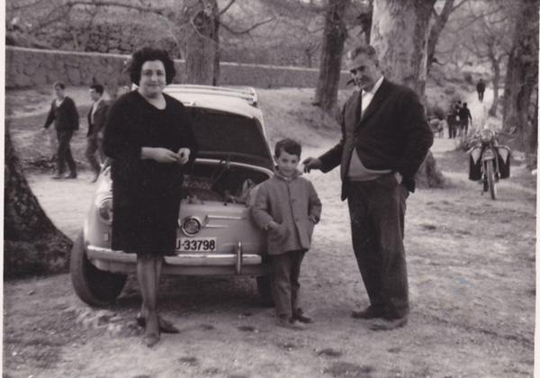 Con el Terror de las Carreteras en 1964