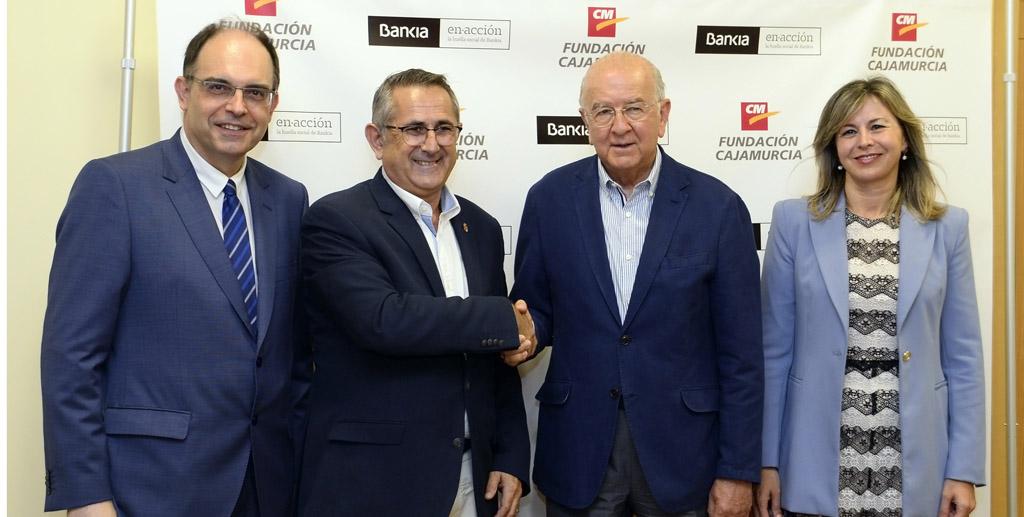 Bankia y Fundación Cajamurcia colaboran con el LIX Festival Internacional del Cante de las Minas