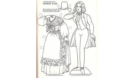 George Sand: «No es hombre ni mujer, sino un ser que piensa»