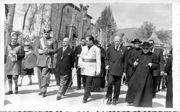 Hermano Mayor en 1954