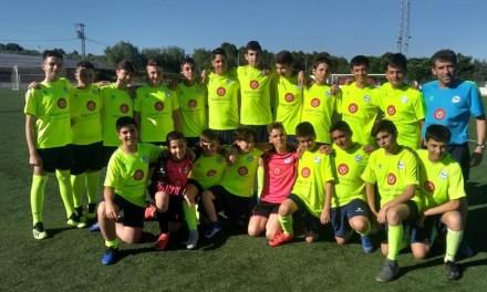 Moratalla Fútbol Base clausura la temporada
