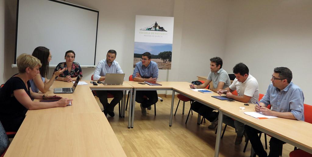 El Ayuntamiento celebra su primera Junta de Gobierno en Archivel como muestra del compromiso con las pedanías y el medio rural
