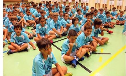 El campus 'Mista' cumple su veinte aniversario convertido en una referencia del fútbol y fútbol sala de base