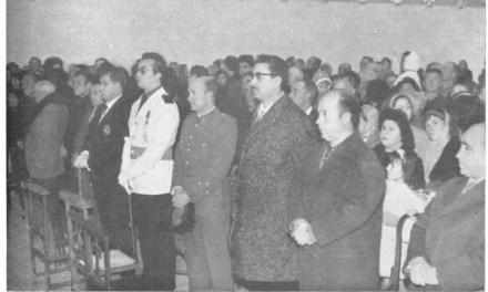 El alcalde Amancio Marsilla