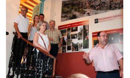 """Cehegín disfrutará de la exposición """"Más que cuevas"""", Arte Rupestre y Arqueología en el Cañón de Almadenes (Cieza, Murcia)"""