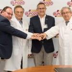 El Pozo Alimentación renueva su compromiso como patrocinador con el Festival del Cante de las Minas de La Unión