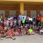 El Ayuntamiento hace entrega de la recaudación de la fiesta de verano de Calascole a Dogs Rescue
