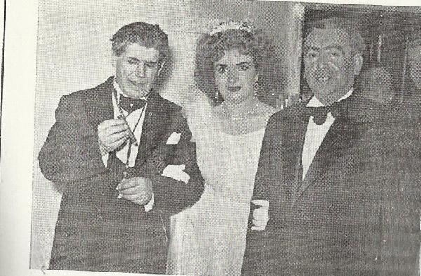 Aurea Marín-Espinosa, el Hermano Mayor y García Sanchís