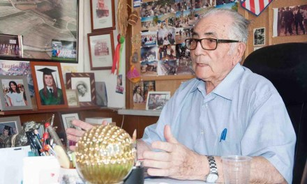 Ginés Hernández, una vida plena