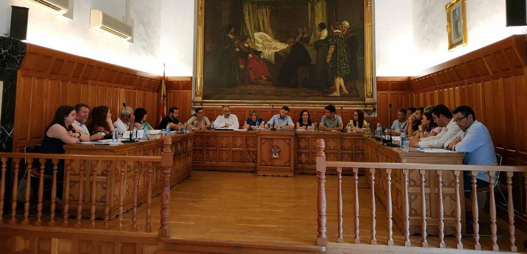El Pleno del Ayuntamiento de Caravaca aprueba el Presupuesto General de 2019, que asciende a 23,7 millones