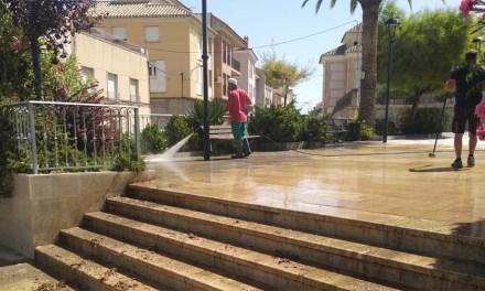 El Ayuntamiento de Cehegín pone en marcha un Plan Integral de Limpieza y Mejora de Calles, Parques y Jardines