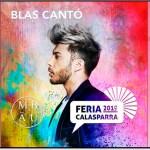 Blas Cantó + Mäbu abrirán el ciclo de conciertos de la semana grande de Calasparra
