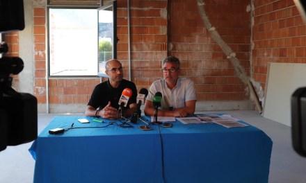 José Antonio Zafra denuncia «una nefasta gestión del equipo de Gobierno del PSOE» en la reconstrucción del pabellón Loli de Gea