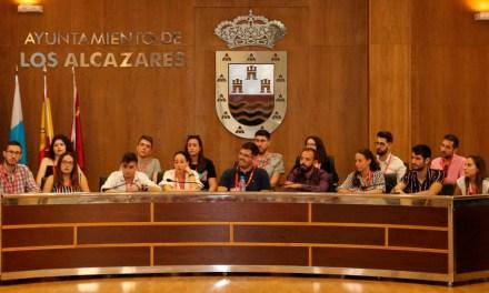 La muleña Laura Salas, número dos de Juventudes Socialistas de la Región de Murcia