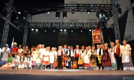 Celebrado el XXII Festival Internacional de Folklore Villa de Calaparra