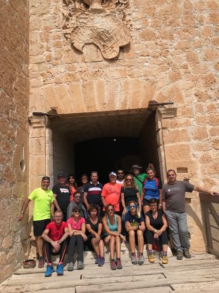 Expedición Camino de los Vélez