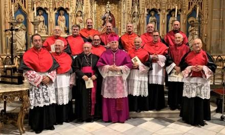 El Cabildo de la Catedral se refuerza con 14 canónigos más
