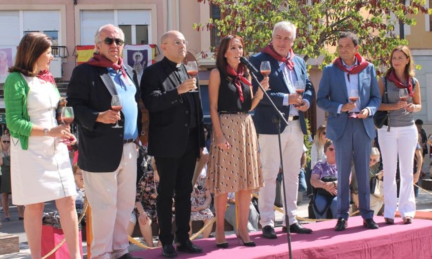 El 'Día de la Vendimia' nos trae la pisada de la uva y la bendición del primer mosto