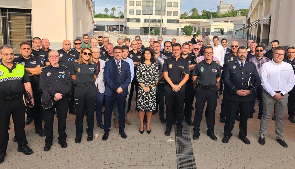 Los municipios con menos de 5.000 habitantes tendrán más facilidades para crear su cuerpo de Policía Local
