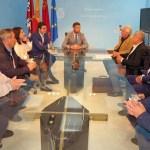 El Ayuntamiento de Caravaca, junto a la plataforma empresarial y ciudadana avalada por 10 mil firmas, pide la prolongación de la Autovía del Noroeste hasta Cavila y la Autovía del Norte