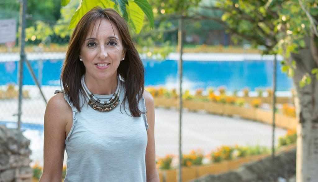 María Dolores Muñoz, alcaldesa de Bullas: «La actividad nos lleva a que se genere más actividad»