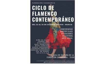 La Fudación Cajamurcia acoge un Ciclo de Flamenco Contemporáneo