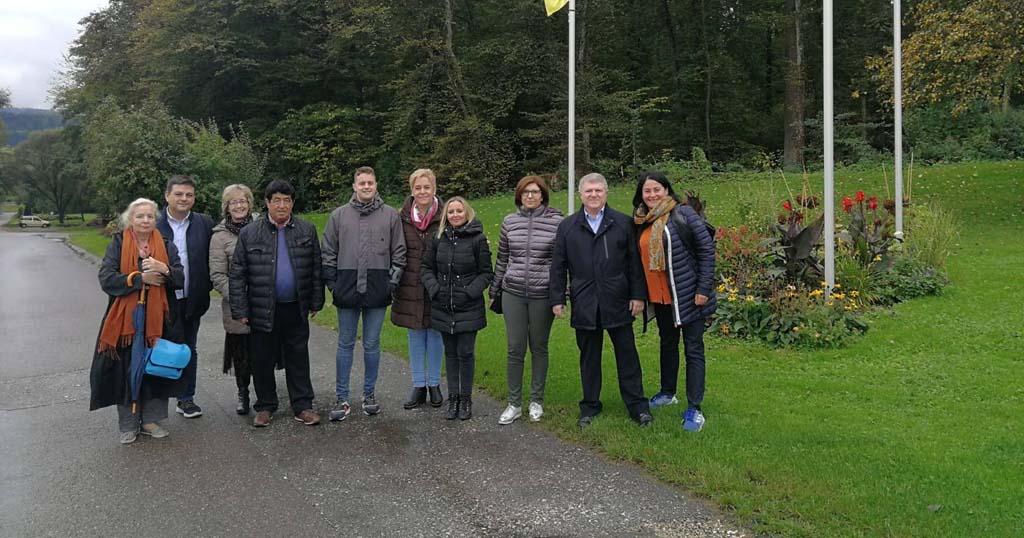 El Comité de Hermanamiento de Calasparra viaja a Donzdorf