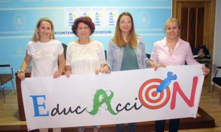 Cehegín vuelve a ser capital de la educación con las V Jornadas de Innovación Educativa del Noroeste Murciano