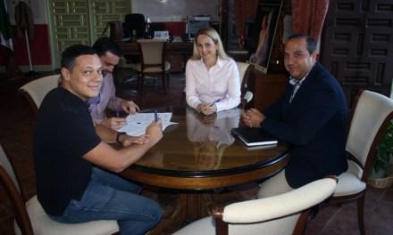 Una nueva empresa se instala en el Vivero de 'El Coso'