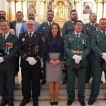 La Guardia Civil de Bullas conmemora su día