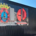 Trabajos de adecuación y mejora del Campo Municipal de Deportes de Mula