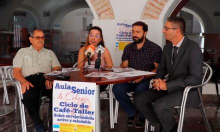 La sociación Animay desarrollará un proyecto de envejecimiento activo en Cehegín