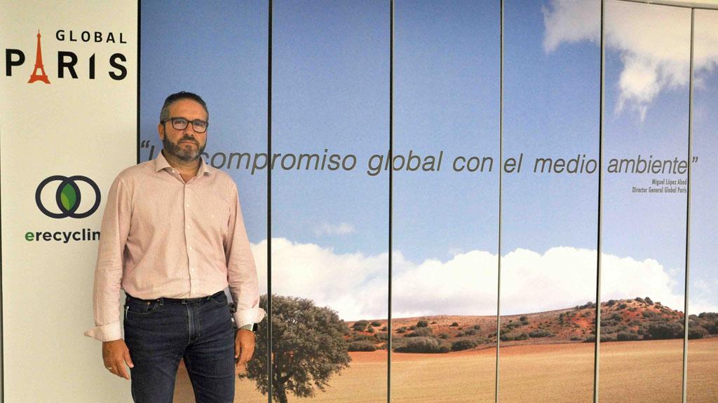 """""""Tenemos que hacer de la Cámara un órgano que sea útil para los empresarios  y la Administración"""", Miguel López Abad, presidente de la Cámara de Comercio de Murcia"""