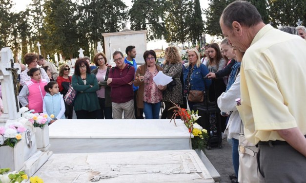 I ruta guiada al cementerio de Calasparra