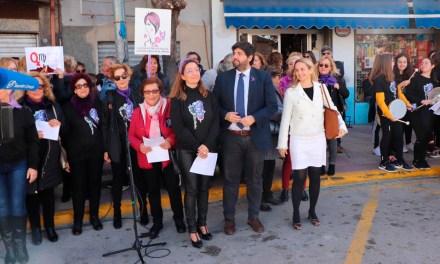 Cehegín continúa los actos contra la violencia machista